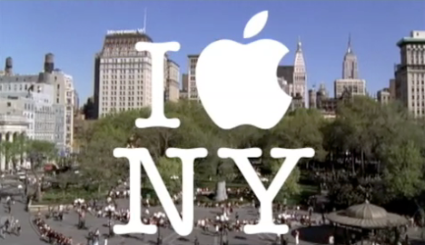 i love new york iphone film